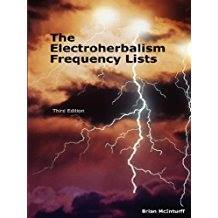 Electroherbalism Frequency Lists Book
